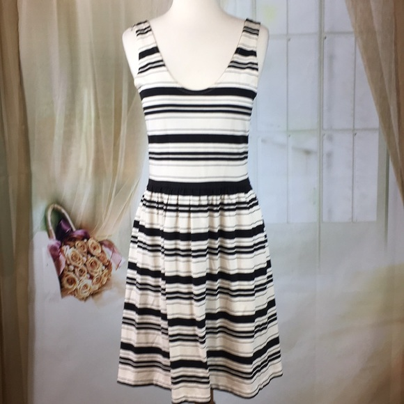 J. Crew Dresses & Skirts - J. Crew Sleeveless Striped Dress